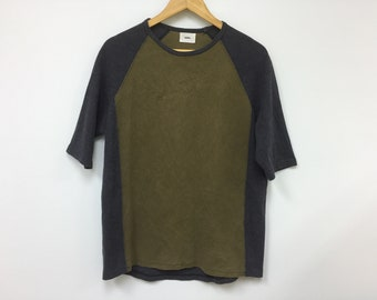 5ef9a33c Vtg Sophnet Uniform Experiment raglan knit tee Neighborhood Supreme Stussy  Wtaps Streetwear undercover visvim Bape number nine Good Enough