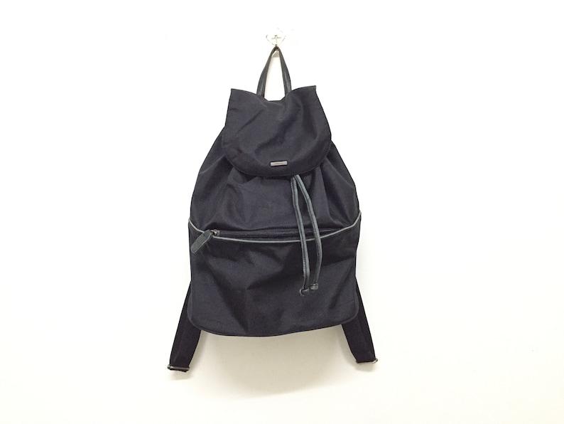 9bf5ea8556 Vintage 90 s ISSEY MIYAKE Design Studio Nylon backpack