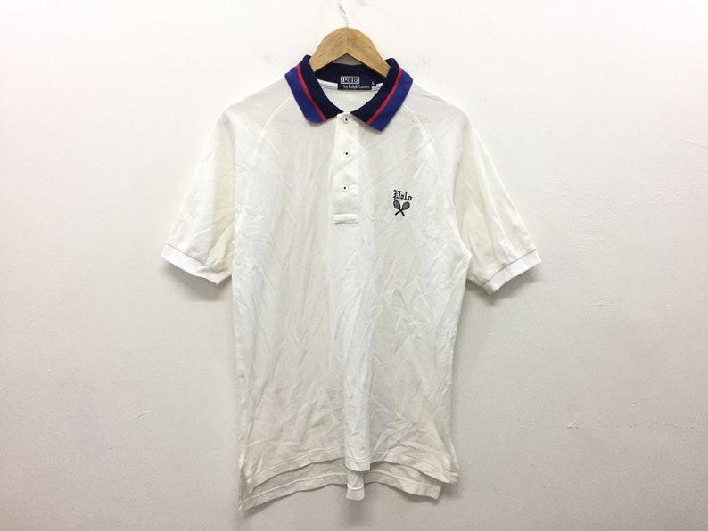 42c61dcff8444 RARE!! Vtg 1992 Polo by Ralph Lauren tennis K swiss Polo Sport Polo stadium  sportsman P wing tommy hilfiger guess kappa nike acg