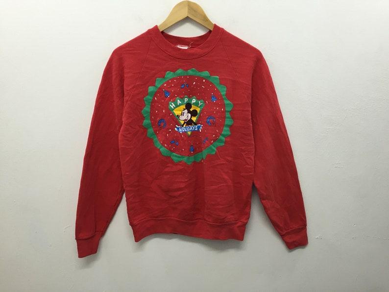 1416685a484 Vintage 80 s Mickey Mouse Walt Disney Company 50 50 poly