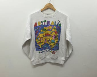 Rare!!Vintage 1988 pablo PICASSO Size Large license by Ralph Marlin Sweatshirt Andy Warhol Keith Haring Art designer fashion designer wmEEj4