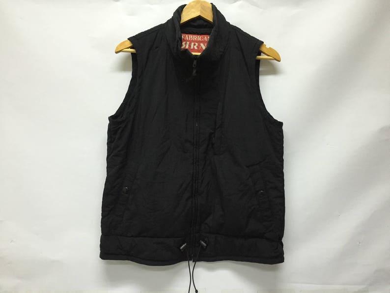 RARE Vtg RNA DNA Vest Jacket Japanese Brand Wtaps Undercover  175144199dec