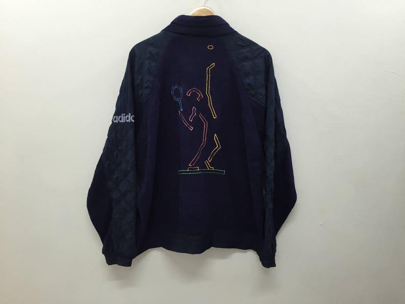 RARE Vintage NIKE Bomber Jacket,Vintage Nike Tennis Jacket