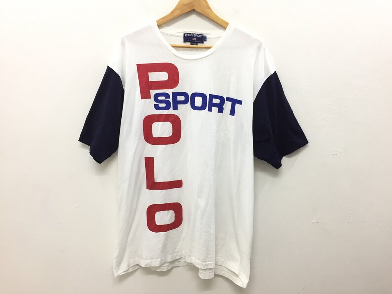 3c1a8bd0770e5 Vtg Polo sport by Ralph Lauren spellout K swiss Polo stadium P wing tommy  hilfiger guess kappa nike acg adidas