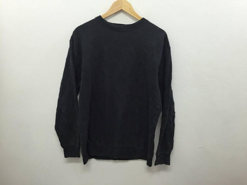 c74eaf00d9ef7 Vintage CHAMPION Small logo sweatshirt size large Polo Bear Supreme Adidas  Nike Nautica Tommy Hilfiger karl kani Fila Fred Perry