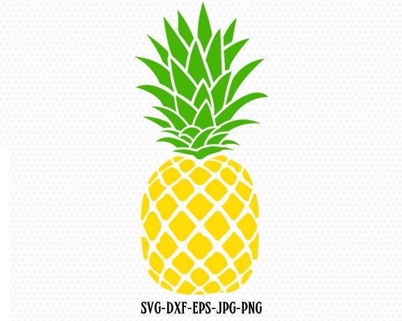 Pineapple SVG Pineapple Clipart summertime svg Summer Svg ...