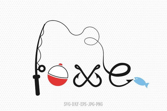 Download Fishing Svg Fishing Love Svg Bass Svg Fishing Hook Svg Etsy