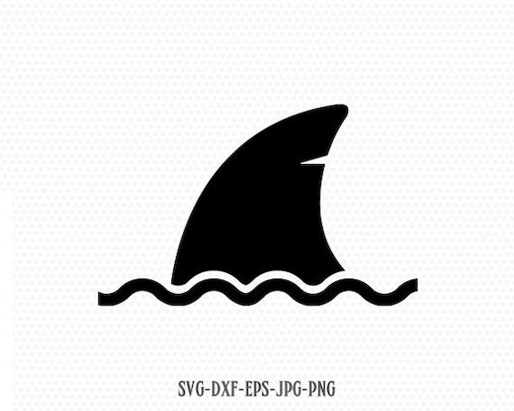 Shark fin svg Baby Shark Svg Shark Svg Shark family svg   Etsy