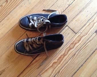 Vintage converse shoes