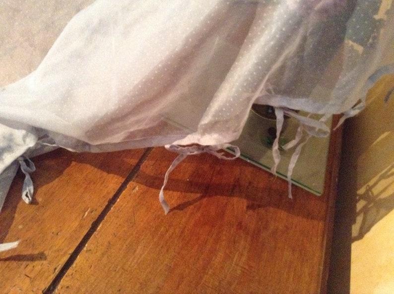 Plumetis curtains
