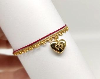 OSIRIS bracelet - 14k gold filled