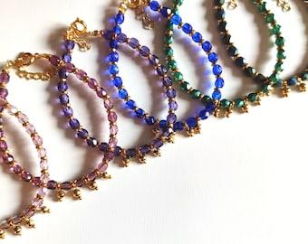 Beaded bracelet OMAN