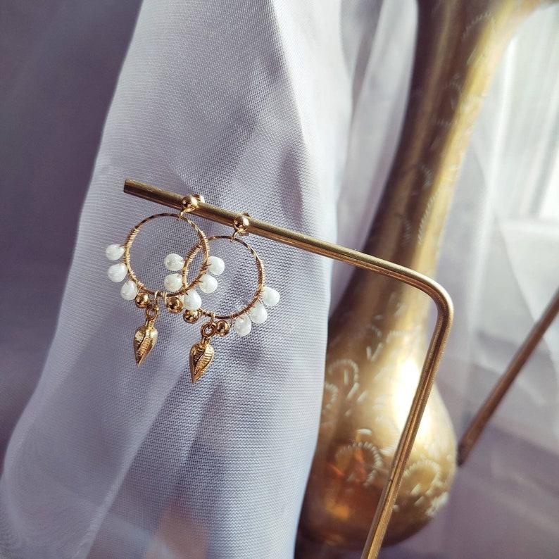 QAMARI earrings image 0