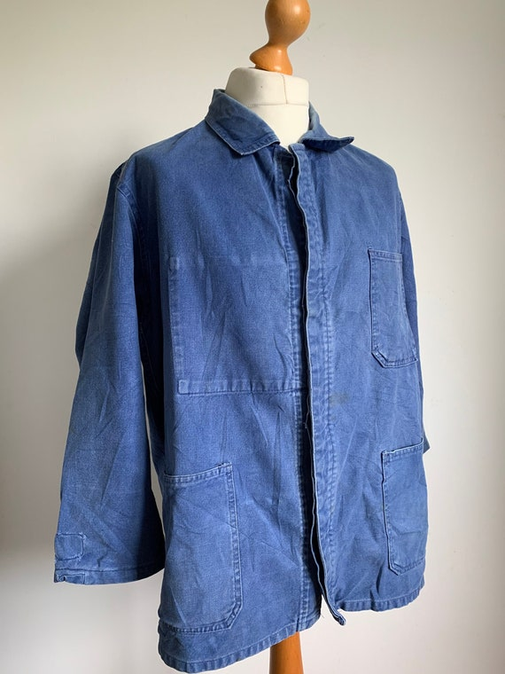 French Workwear, Size XL, Vintage Chore Coat, J65