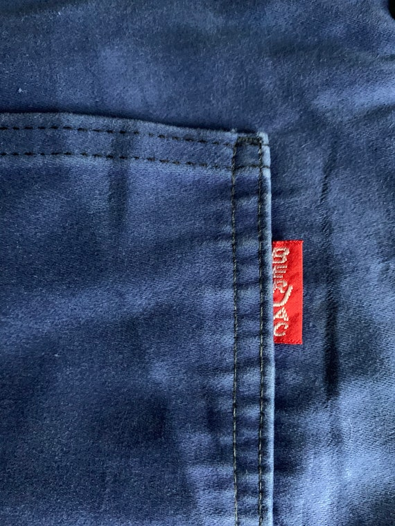 Vintage French workwear trousers , Size W40, LK32 - image 5