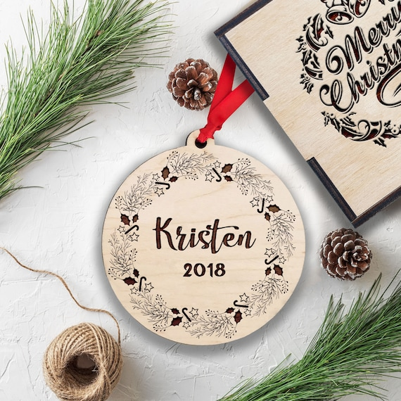 Personalized Christmas Balls.Personalized Christmas Ornaments Balls Family Wooden Christmas Ornaments Christmas Personalized Gift Custom Gift For Friend