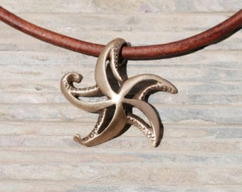 Starry the Starfish Necklace