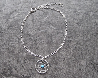 ceed0979029 Anklet dreamcatcher 1 pc.