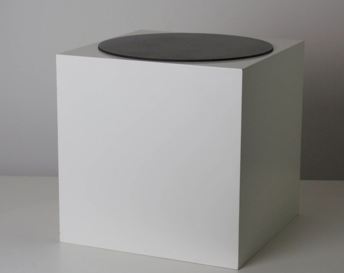 Coffe table white - side table modern - coffee table mid century -