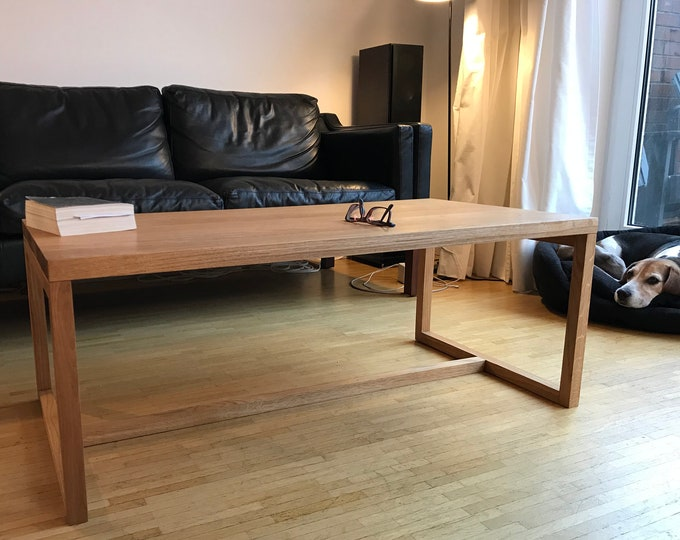 coffee table minimalistic design