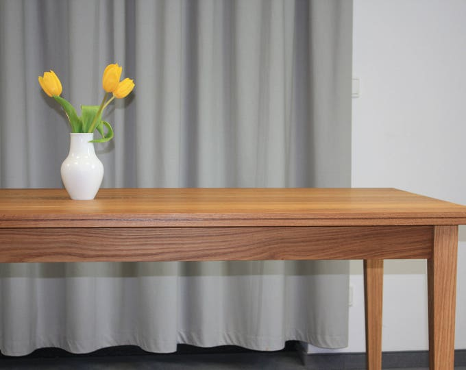 dining table ash wood dine table wood REKORD furniture