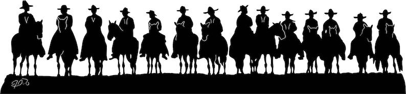 14 Cowboys image 0