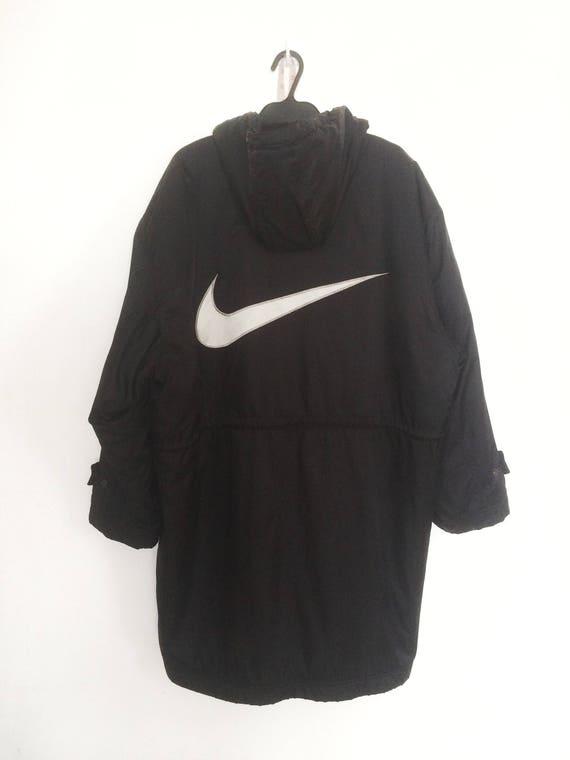 Vintage Nike Hoodie Jacket Big Logo /Vintage  Nike