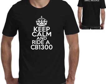 Keep Calm and ride a GSX1400 Hoodie New Funny Ideal Birthday Gift
