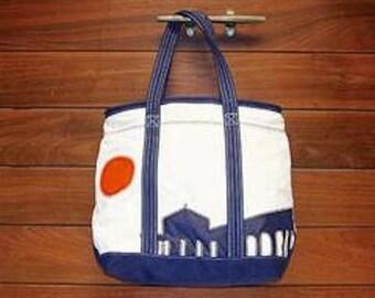 Hermosa Pier DaySailer Bag