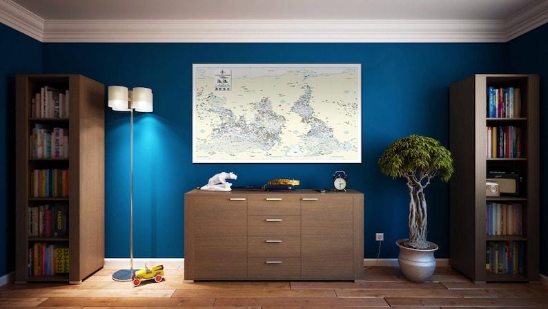 Carte Australie Inversee.Carte Inversee Avec Une Orientation Sud Le Monde A L Envers Carte A L Australienne Mappemonde Bizarre Et Unique