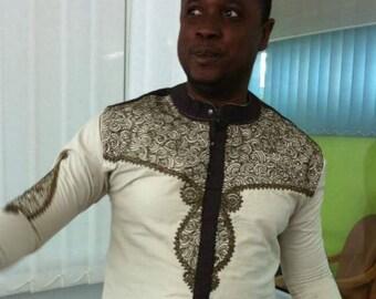 african print,mens clothing,dashika,mens long sleeves