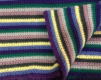Custom Crochet Blanket | Choose everything from pattern, size, or baby blanket!