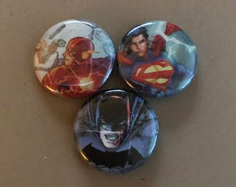 Supes! Pins