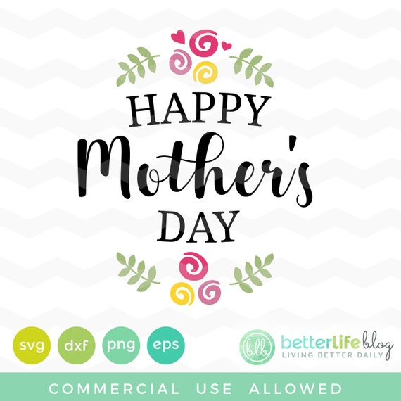 Free This exclusively designed svg cut file is for yearly, lifetime and extended license members only! Happy Mother S Day Svg Happy Mothers Day Svg File Dxf Etsy SVG, PNG, EPS, DXF File