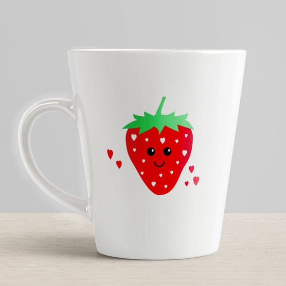 Strawberry Svg Berry Cute Dxf For Silhouette Cameo Cricut Etsy