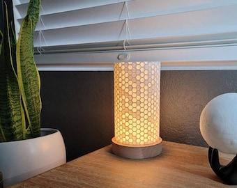 Honeycomb | modern desk lamp