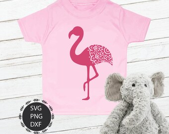Flamingo Svg, Flamingo Print, Flamingo Svg, Flamingo Birthday, Flamingo Party, Mandala, Mandala Svg, Summer Svg, For Cricut, Silhouette