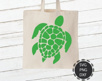 Turtle Svg, Sea Turtle Svg, Tribal Turtle, Sea Turtle Clipart, Turtle Print, PNG, DXF For Cricut, Silhouette Cut Files