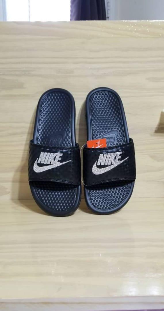 Nike Benassi JDI Slides / Flip Flops