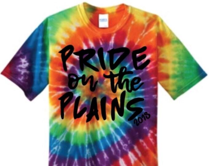 Pride on the Plains PRIDEFEST tee/tank