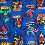 Coming soon: Superhero personalised bunting