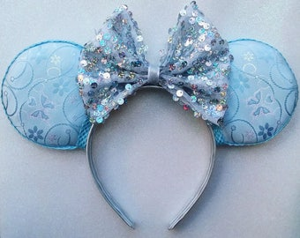 Cinderella Minnie Ears