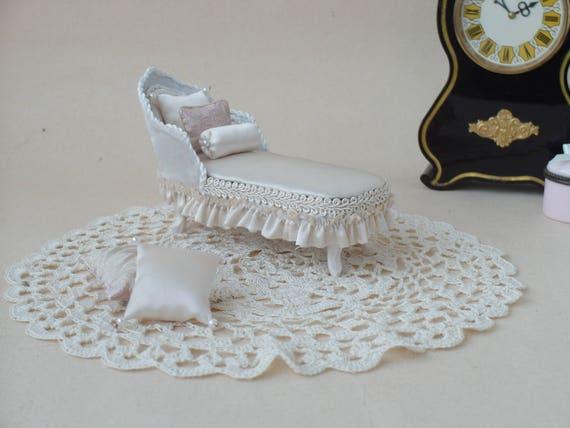 Sofa 1:16 Doll Furniture Sofa For Dolls Dollhouse | Etsy