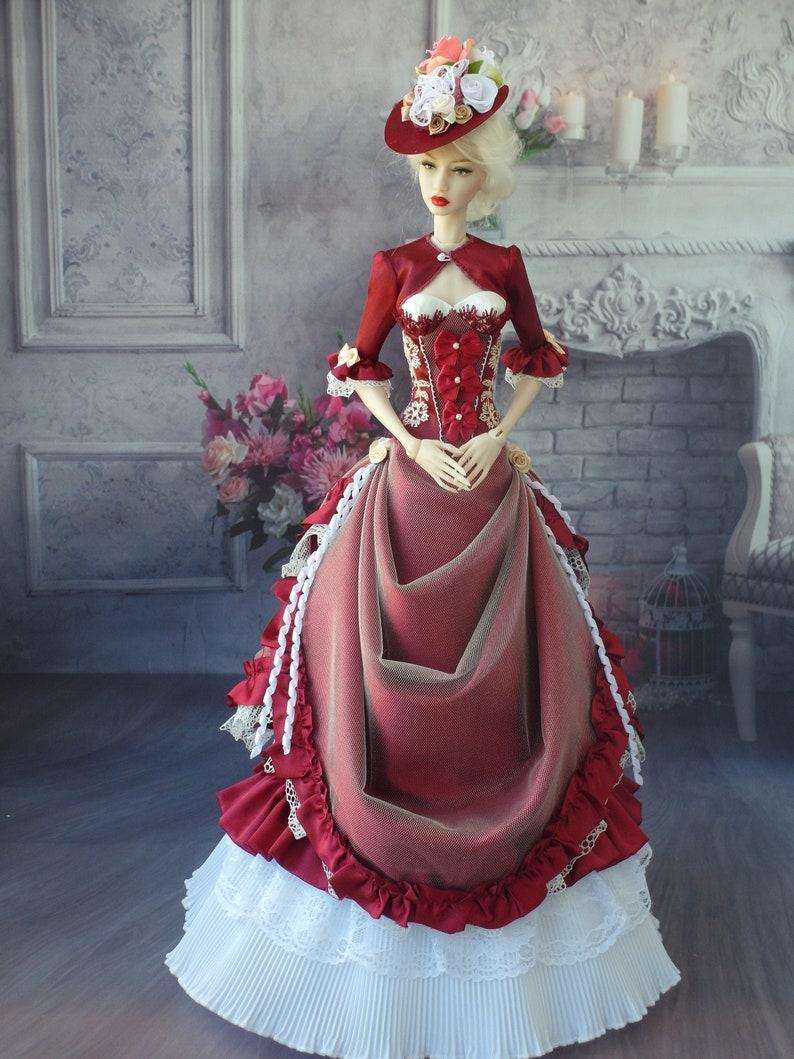 Dress for doll Tender Creation bjd