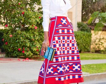 Linen skirt! FREE SHIPPING !