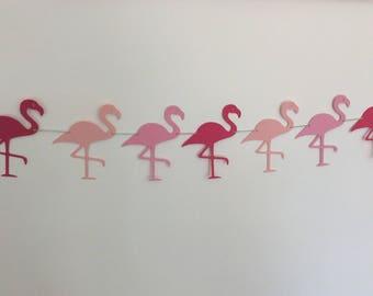 Flamingo party, Flamingo decor, Flamingos, Tropical party, Lets Flamingle, Flamingo garland, Pink flamingo, Flamingo banner, Luau party