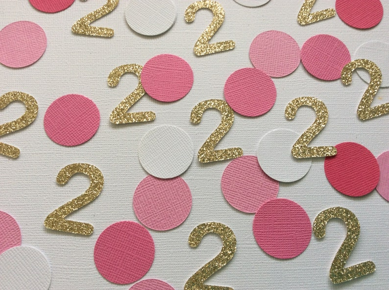 Girls 2nd Birthday Decorations Second