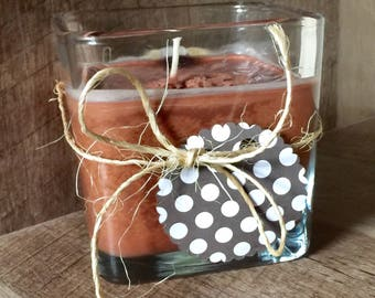 100% Soy Wax Candle ~ Caramel Coffee Cake