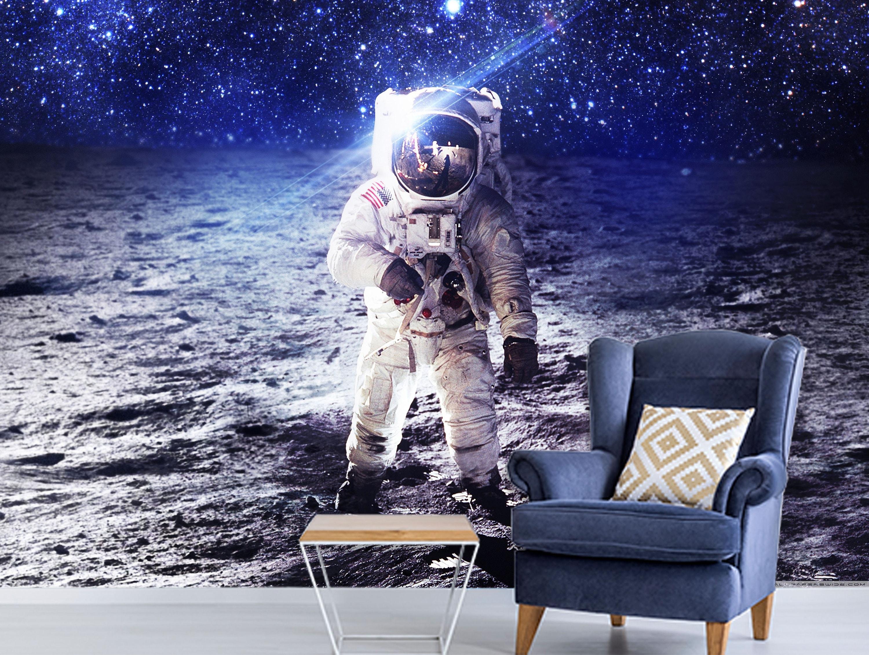 astronaut on fire - HD3000×2259