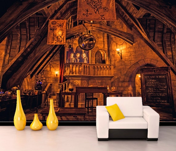 Wall Mural For Kids Ancient Room Custom Print Art For Home Library Wallpaper Murals For Wall Decoration Sku 20309